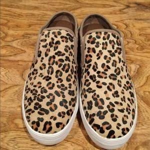NEW Naughty Monkey leopard shoes sz 10